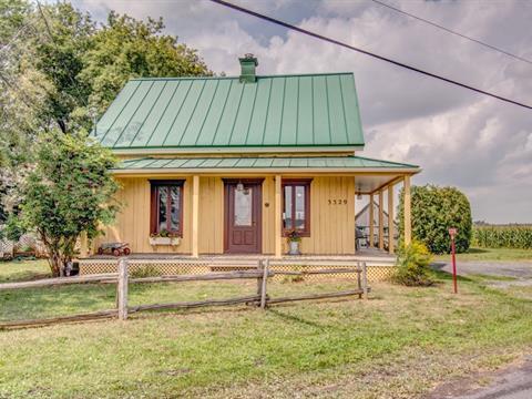 Maison à vendre à Saint-Charles-sur-Richelieu, Montérégie, 3329, 4e Rang Sud, 10445094 - Centris