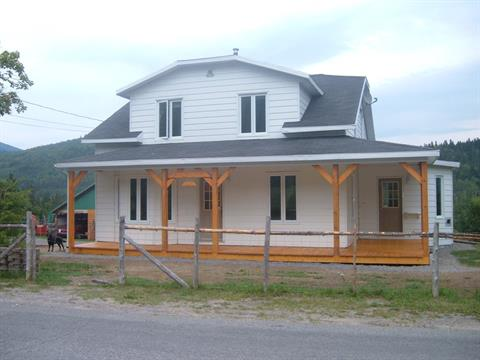 Hobby farm for sale in Sainte-Brigitte-de-Laval, Capitale-Nationale, 124, Rue  Labranche, 17109452 - Centris