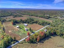 Ferme à vendre à Hemmingford - Canton, Montérégie, 614, Chemin  James-Fisher, 10093599 - Centris.ca