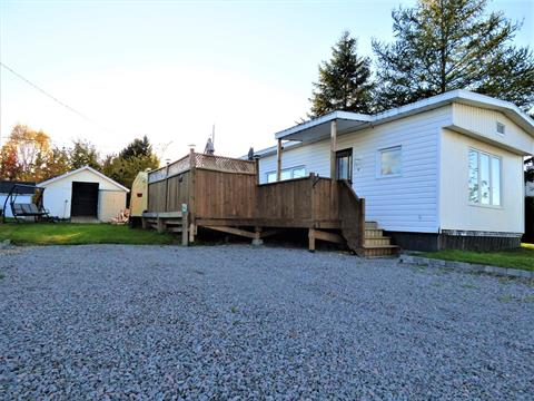 Mobile home for sale in La Doré, Saguenay/Lac-Saint-Jean, 5021, Rue des Bouleaux, 28126801 - Centris.ca