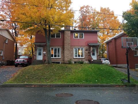Duplex for sale in Jacques-Cartier (Sherbrooke), Estrie, 637 - 639, Rue  Malouin, 28702092 - Centris.ca
