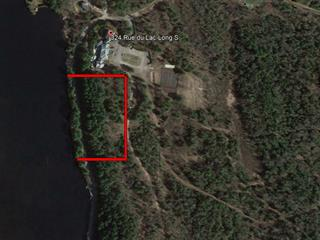 Lot for sale in Saint-Alphonse-Rodriguez, Lanaudière, Rue du Lac-Long Sud, 22594469 - Centris.ca