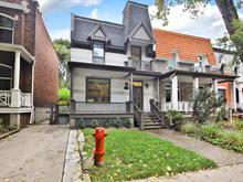 Maison à vendre à Montréal (Outremont), Montréal (Île), 134, Avenue  Bloomfield, 12626901 - Centris.ca