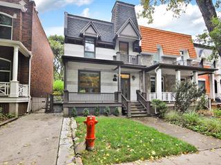 House for sale in Montréal (Outremont), Montréal (Island), 134, Avenue  Bloomfield, 12626901 - Centris.ca