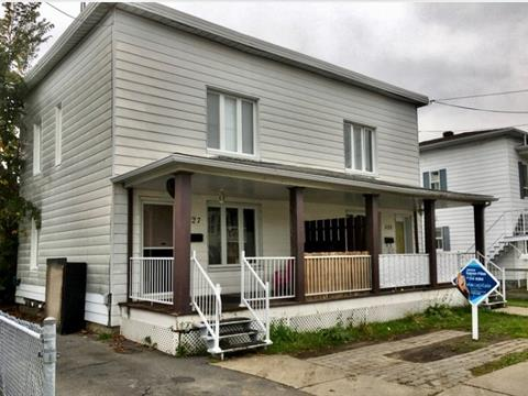 Duplex for sale in Drummondville, Centre-du-Québec, 325 - 327, Rue  Notre-Dame, 15964359 - Centris