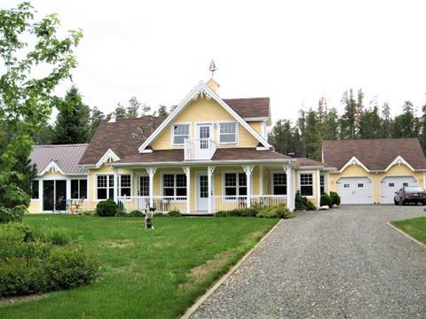 Maison à vendre à Dolbeau-Mistassini, Saguenay/Lac-Saint-Jean, 271, Rue  Racine-sur-Mer, 26863424 - Centris.ca
