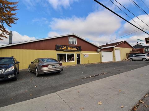 Industrial building for sale in Drummondville, Centre-du-Québec, 2060, Rue  Saint-Laurent, 25513112 - Centris