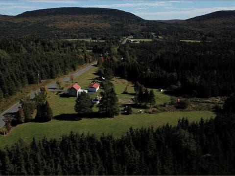 Fermette à vendre à Saint-Luc-de-Bellechasse, Chaudière-Appalaches, 152, 8e Rang, 28655384 - Centris.ca