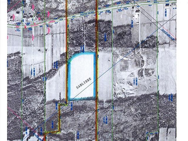 Terre à vendre à Saint-André, Bas-Saint-Laurent, Route  132 Est, 27058088 - Centris.ca