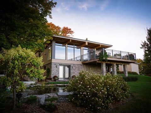 House for sale in Saint-Laurent-de-l'Île-d'Orléans, Capitale-Nationale, 407, Route  Prévost Est, 10105329 - Centris.ca
