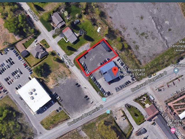 Terrain à vendre à Laval (Fabreville), Laval, Rue  Urgel, 21535357 - Centris.ca
