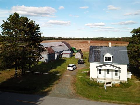Hobby farm for sale in Sainte-Marie-de-Blandford, Centre-du-Québec, 265Z, Route des Cyprès, 13727395 - Centris
