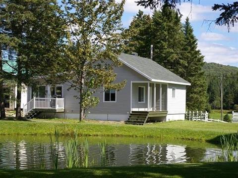 Fermette à vendre à Saint-Malachie, Chaudière-Appalaches, 1421Z, Route  Henderson, 25142497 - Centris.ca