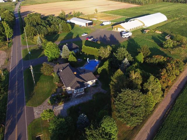 Maison à vendre à Saint-Flavien, Chaudière-Appalaches, 1214R, Rang des Pointes, 22927741 - Centris.ca