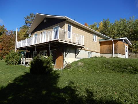 Maison à vendre à Saint-Bruno-de-Guigues, Abitibi-Témiscamingue, 892, Chemin du Royaume-des-Cèdres, 22279950 - Centris.ca