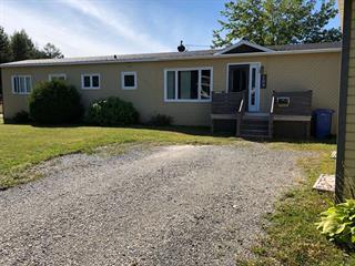 Maison mobile à vendre à Matane, Bas-Saint-Laurent, 109, Rue du Belvédère, 21831644 - Centris.ca