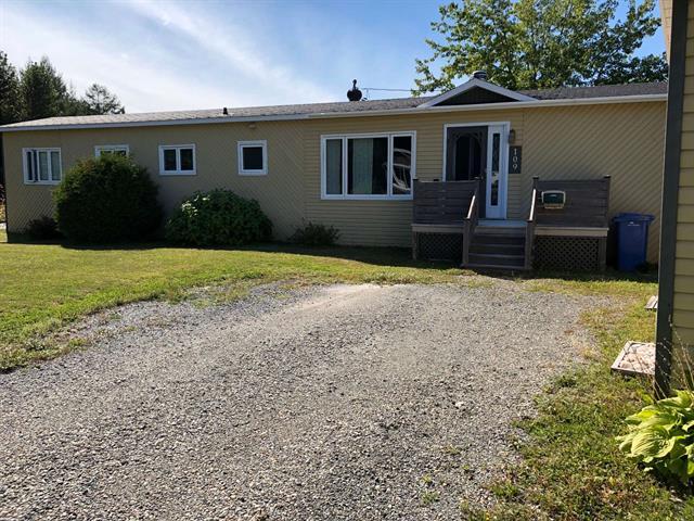 Mobile home for sale in Matane, Bas-Saint-Laurent, 109, Rue du Belvédère, 21831644 - Centris.ca