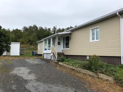 Mobile home for sale in Matane, Bas-Saint-Laurent, 227, Rue du Ruisseau, 24784600 - Centris