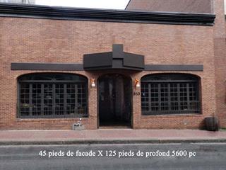 Bâtisse commerciale à louer à Québec (La Cité-Limoilou), Capitale-Nationale, 860, Rue  Saint-Jean, 20153080 - Centris.ca