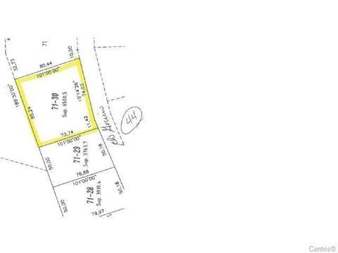 Terrain à vendre à Saint-Michel-des-Saints, Lanaudière, Chemin  Gouin, 22070795 - Centris.ca