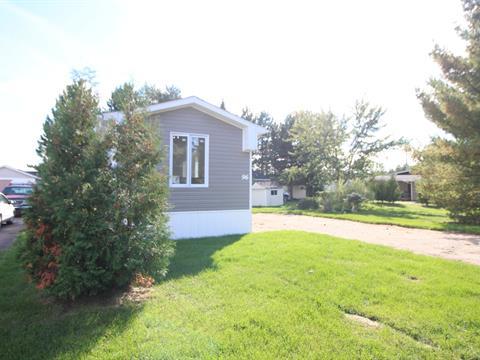 Maison mobile à vendre à Dolbeau-Mistassini, Saguenay/Lac-Saint-Jean, 96, Rue  Matte, 16107607 - Centris.ca