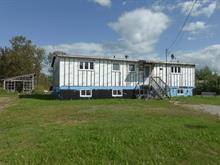 Mobile home for sale in Guérin, Abitibi-Témiscamingue, 882, Rue  Principale Sud, 16590239 - Centris.ca