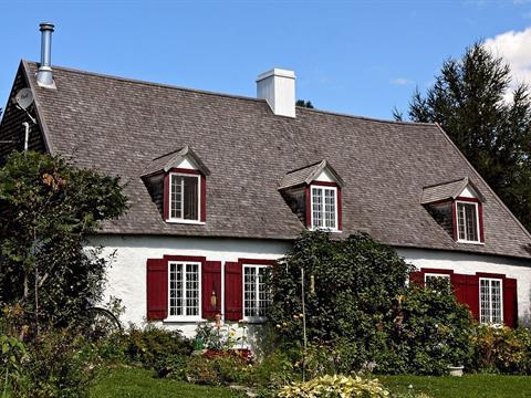 Maison à vendre à Saint-Jean-de-l'Île-d'Orléans, Capitale-Nationale, 4936, Chemin  Royal, 18623495 - Centris.ca