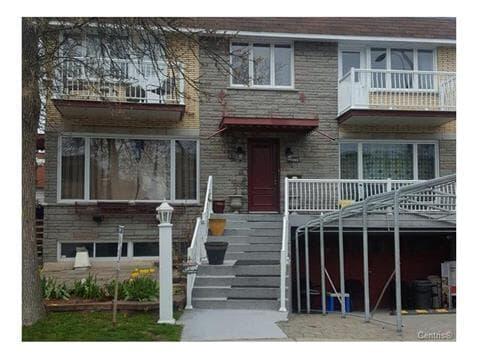 Triplex for sale in Ahuntsic-Cartierville (Montréal), Montréal (Island), 10488 - 10492, Place  Prieur, 26584227 - Centris.ca