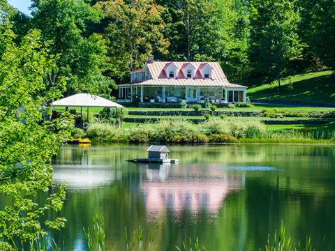 Maison à vendre à Lac-Brome, Montérégie, 59 - 61, Chemin  Spring Hill, 23127209 - Centris