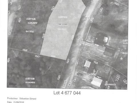 Terrain à vendre à Brownsburg-Chatham, Laurentides, Rue  Gagné, 24998682 - Centris.ca