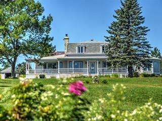 Maison à vendre à Saint-Jean-de-l'Île-d'Orléans, Capitale-Nationale, 4382, Chemin  Royal, 24632682 - Centris.ca