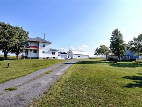 Hobby farm for sale in Saint-Louis-de-Gonzague (Montérégie), Montérégie, 25, Rang du Quarante, 11531568 - Centris.ca
