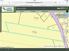 Terrain à vendre à Nouvelle, Gaspésie/Îles-de-la-Madeleine, Route de Miguasha Est, 13848627 - Centris.ca