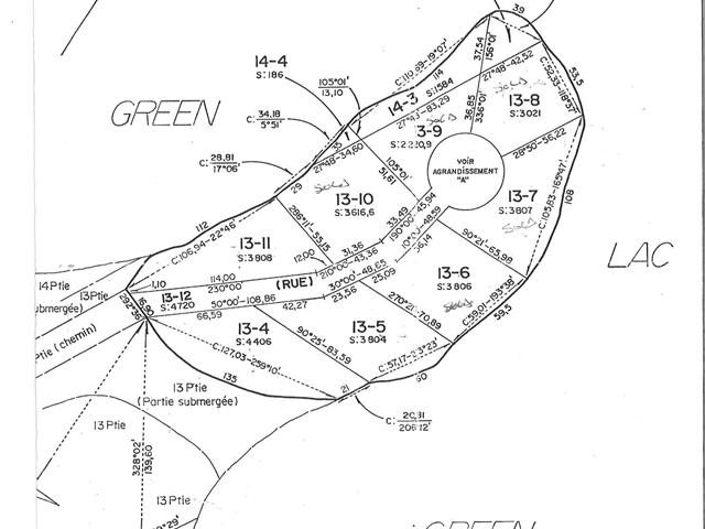 Lot for sale in Clarendon, Outaouais, Chemin  Morley, 17867739 - Centris.ca