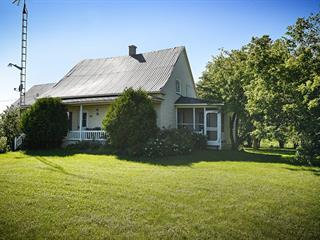Maison à vendre à Saint-Zéphirin-de-Courval, Centre-du-Québec, 450, Rang  Pioui, 11969814 - Centris.ca