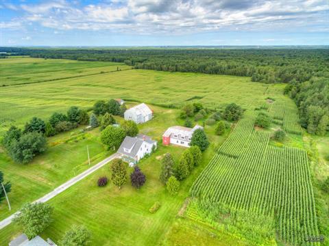 Hobby farm for sale in Wickham, Centre-du-Québec, 743Z, Rue  Principale, 25676522 - Centris.ca