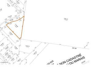Lot for sale in Sorel-Tracy, Montérégie, 320, Rue  Auber, 27709944 - Centris.ca