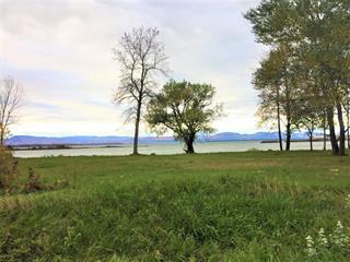 Terrain à vendre à Berthier-sur-Mer, Chaudière-Appalaches, Chemin du Fleuve, 15458465 - Centris.ca