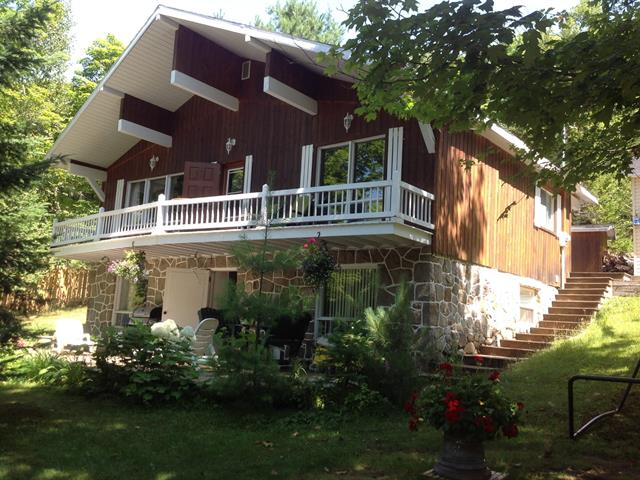 Cottage for sale in Saint-Donat (Lanaudière), Lanaudière, 12, Chemin du Domaine-Bellevue, 11635577 - Centris.ca