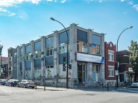 Local commercial à louer à Rosemont/La Petite-Patrie (Montréal), Montréal (Île), 544, Rue  Beaubien Est, 15022153 - Centris.ca
