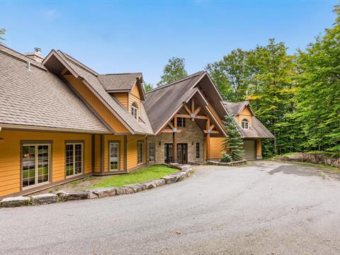 Maison à vendre à Mont-Tremblant, Laurentides, 128, Chemin des Bois-Francs, 12604361 - Centris