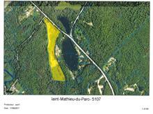 Terrain à vendre à Saint-Mathieu-du-Parc, Mauricie, Chemin  Saint-Édouard, 12690078 - Centris.ca