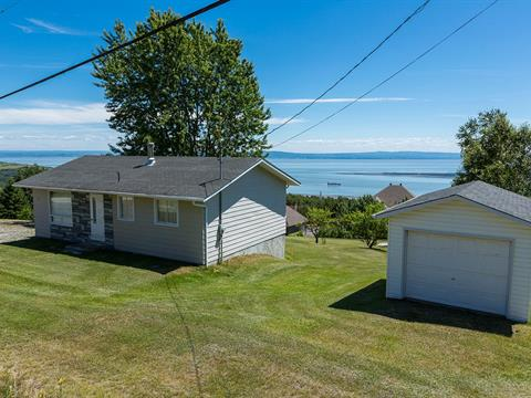 House for sale in Les Éboulements, Capitale-Nationale, 1854, Route du Fleuve, 25021482 - Centris.ca