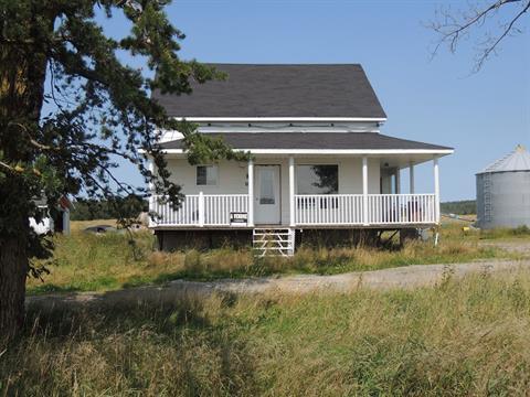 Maison à vendre à Rémigny, Abitibi-Témiscamingue, 1035, Chemin des Pionniers, 9354933 - Centris