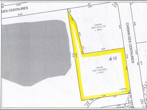 Lot for sale in Sainte-Anne-des-Lacs, Laurentides, Chemin des Centaures, 20323202 - Centris.ca