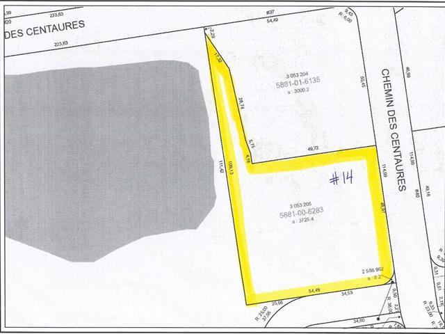 Terrain à vendre à Sainte-Anne-des-Lacs, Laurentides, Chemin des Centaures, 20323202 - Centris.ca