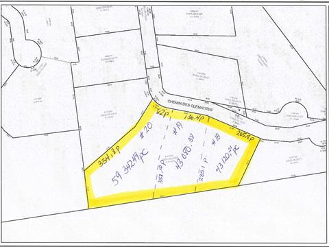 Lot for sale in Sainte-Anne-des-Lacs, Laurentides, Chemin des Clématites, 17065279 - Centris.ca