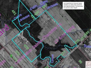 Land for sale in Saint-Pie-de-Guire, Centre-du-Québec, 485, 13e Rang Est, 15790652 - Centris.ca