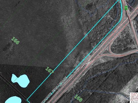 Terre à vendre à Notre-Dame-du-Bon-Conseil - Village, Centre-du-Québec, 13e rg de Wendover, 21641547 - Centris.ca