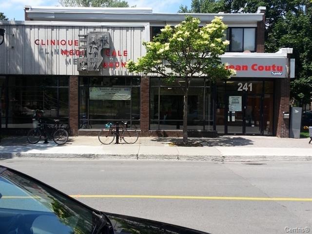 Commercial unit for rent in Montréal (Ahuntsic-Cartierville), Montréal (Island), 241, Rue  Fleury Ouest, suite 3, 26231274 - Centris.ca